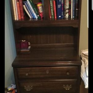 Small Dresser And Shelves for Sale in Orland Park, IL