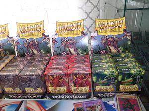 DRAGON SHIELD TOUGH AS SCALES for Sale in Pomona, CA