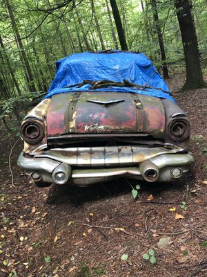 1956 Pontiac star chief with stratostreak v8 full of PETINA for Sale in PA, US