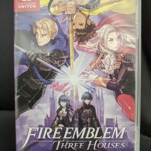 Nintendo Switch Fire Emblem Three Houses Game for Sale in Fort Lauderdale, FL