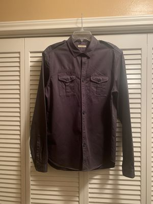 Burberry Brit Military Shirt for Sale in Houston, TX