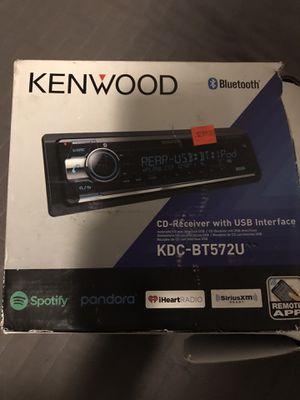 Ken wood car stereo for Sale in Lodi, CA