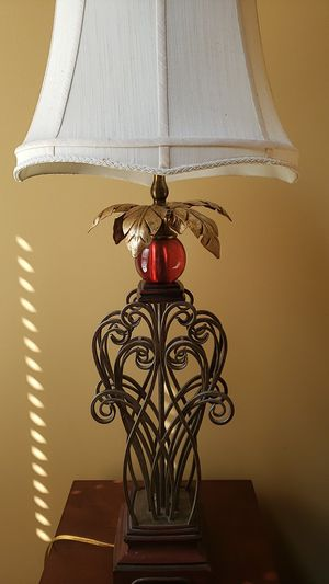 Lamp antique for Sale in Evesham Township, NJ