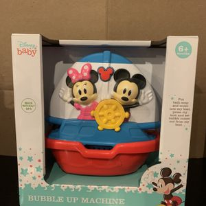 Disney Bubble Maker Bath Toy for Sale in Claremont, CA