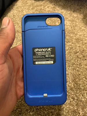 iPhone 6s rechargeable case for Sale in Smyrna, DE