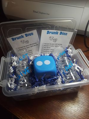 Drunk dice game! for Sale in Baton Rouge, LA