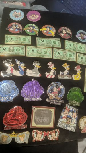 International Disney Trading Pins for Sale in Glyndon, MD