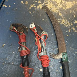 Tool Pole Pruners 3 Pieces for Sale in Miami, FL
