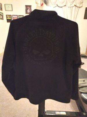 Mens Harley Davidson fleece for Sale in Roanoke, VA