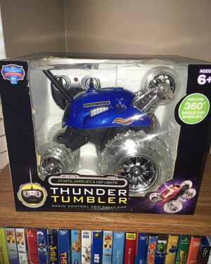 Thunder Tumbler Remote Control Car for Sale in Upper Marlboro, MD