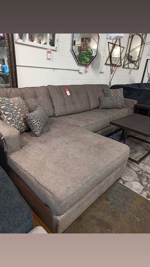 NEW, Flintshire Brown Right-Arm Facing Chaise Sectional, SKU# 25003-66-17 for Sale in Huntington Beach, CA