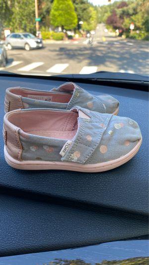 Sandals Toms kids for Sale in Kirkland, WA