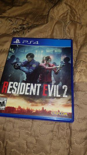 Residente evil 2 (re work) for Sale in Long Beach, CA