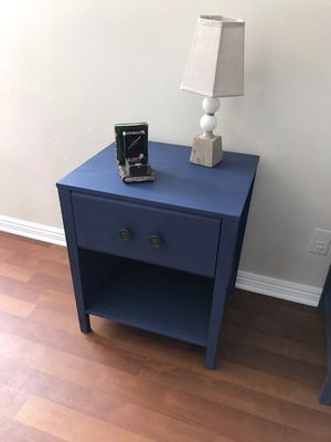2 chic nightstand for Sale in Los Angeles, CA