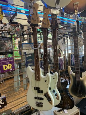 Fender Mustang Bass guitar for Sale in Chicago, IL