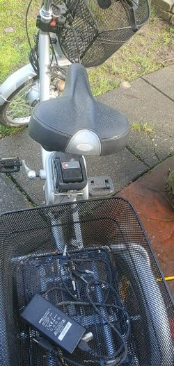 electric tricycle for Sale in Tacoma,  WA