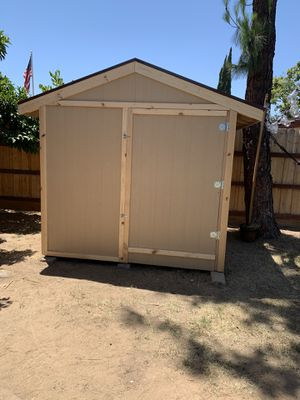 Customs sheds This one went for 2700 Total for Sale in Fresno, CA