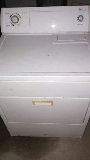 Whirlpool electric dryer for Sale in Austin, TX