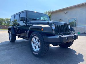 2017 Jeep Wrangler Unlimited for Sale in Channahon, IL