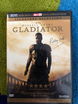 Gladiator 3 disc edition for Sale in Indian Trail, NC