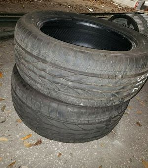235/50/18 Used Lion Sport Tires for Sale in Kissimmee, FL