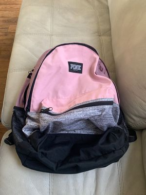 Pink backpack only used ones for Sale in Aurora, CO