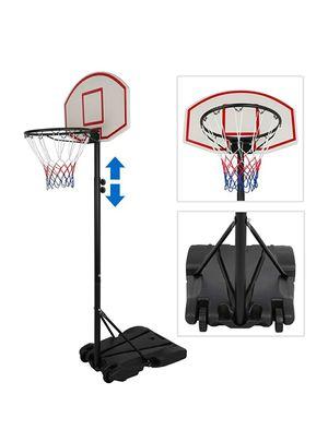 Zeny 7 foot adjustable portable basketball hoop for Sale in Ontario, CA