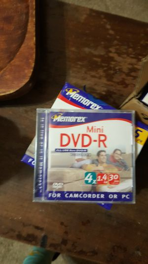 Memorex DVD-R for Sale in San Antonio, TX