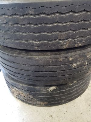 DynaTrac truck tires 295/75R22.5 for Sale in Portsmouth, VA