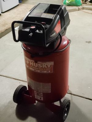 Husky compressor for Sale in Pumpkin Center, CA