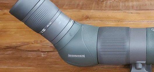 Vortex Razor Angled hd 27-60x85 Spotting Scope for Sale in North Bend,  WA