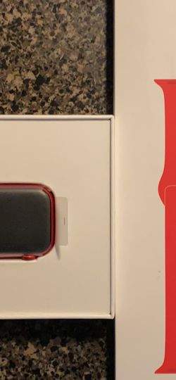 Apple Watch Series 6 44mm Product Red. for Sale in Hartford,  CT