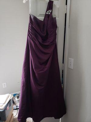 Purple brides maid dress $80 OBO for Sale in Lawrenceville, GA