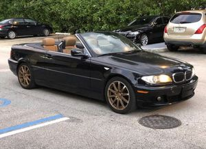 2006 BMW Seria 3 Convertible Automatic for Sale in Hollywood, FL