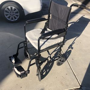 Collapsible wheelchair small for Sale in Yucaipa, CA