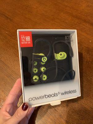Powerbeats3 wireless for Sale in Pompano Beach, FL