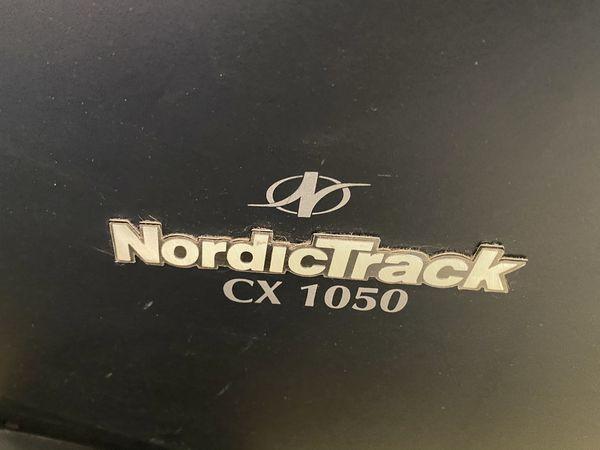 Nordic Track Elliptical CX 1050