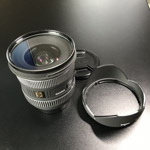Sigma EX 10-20mm Lens for Nikon for Sale in San Diego, CA