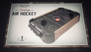 Mini Table Top Air Hockey for Sale in Des Plaines, IL
