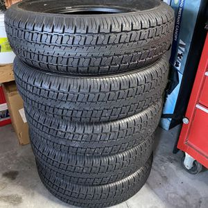 ST 205/75 R14 Trailer Tires (New) for Sale in Oviedo, FL