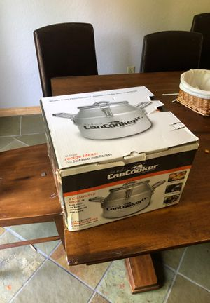 Can cooker Jr never used for Sale in Renton, WA