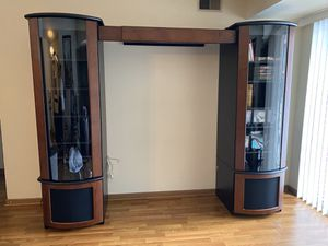 Entertainment center by Laurier for Sale in Des Plaines, IL
