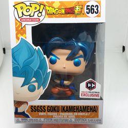 SSGSS Goku Funko pop for Sale in Downey,  CA