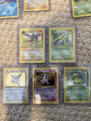 1st Edition Pokemon Cards! for Sale in Lorton, VA