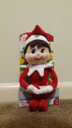 Elf on the Shelf Plushie for Sale in Annandale, VA