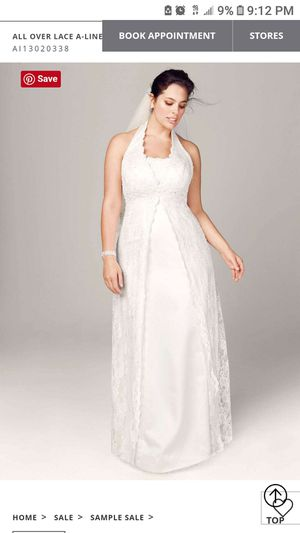 Wedding dress for Sale in District Heights, MD