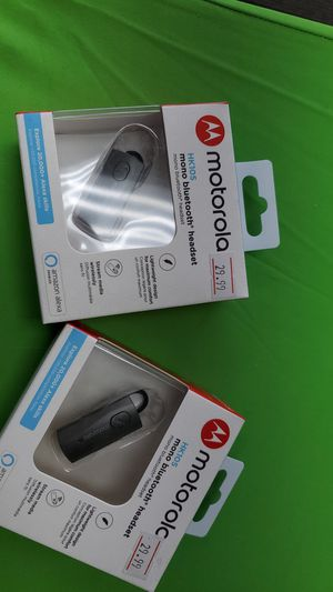 Bluetooth headset for Sale in Amarillo, TX