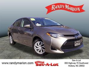 2018 Toyota Corolla for Sale in Hickory, NC
