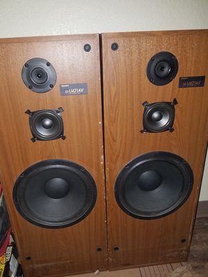 Sony home surround system speakers for Sale in Wichita, KS