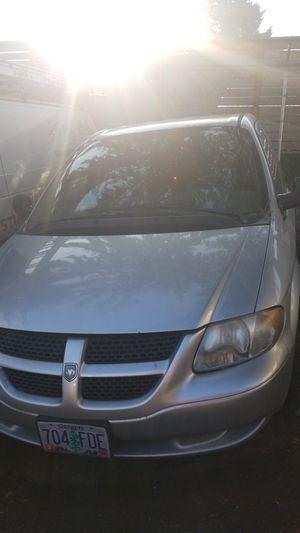 02 Dodge grand caravan for Sale in Tigard, OR